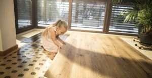 Montáž podlahy Afirmax